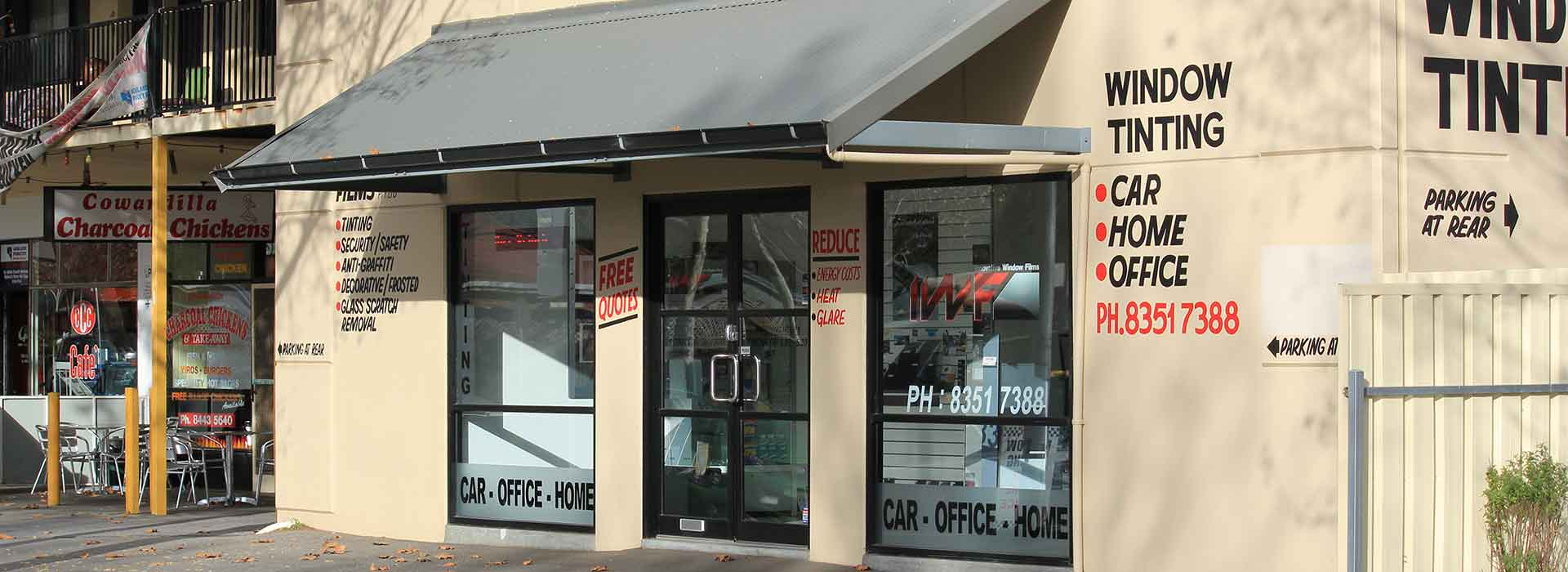 Car Window Tinting Specialists Adelaide