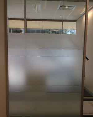 Adelaide Office Frosted Window Films