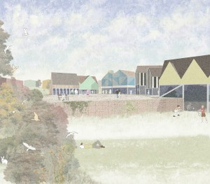 Nicholson Road, Ryde, concept drawing