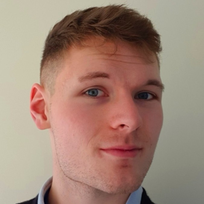 Aaron Wheeldon, Graduate Trainee, Isle of Wight Council