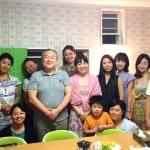 池川明先生、愛の子育て塾8期第2講座