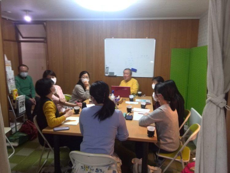 IMG 20200310 204528 scaled - 2020年3月10日愛の子育て塾第16期第1講座開催しました