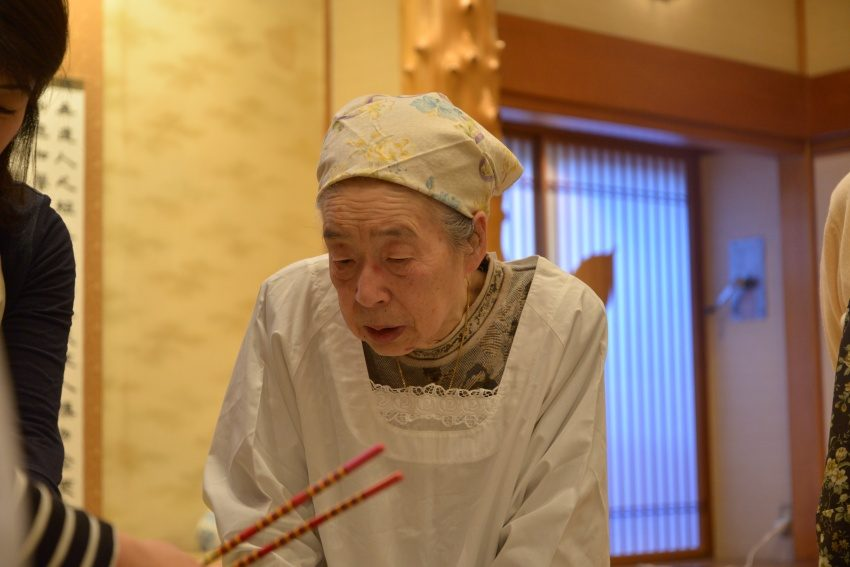 佐藤初女先生