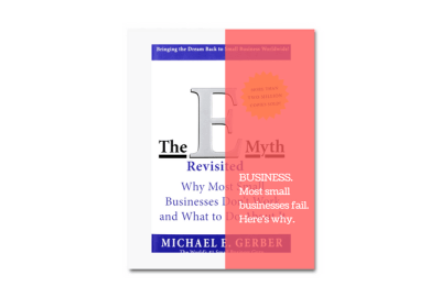 Book review - The E-Myth Revisited Michael Gerber