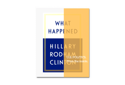 Book review - what happened Hillary Rodham Clinton