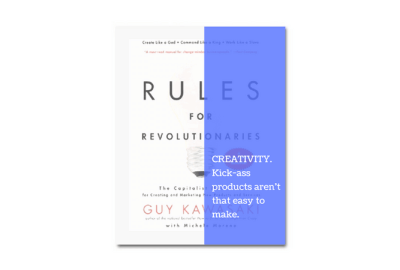 rules for revolutionaries book review by greatbooks&coffee