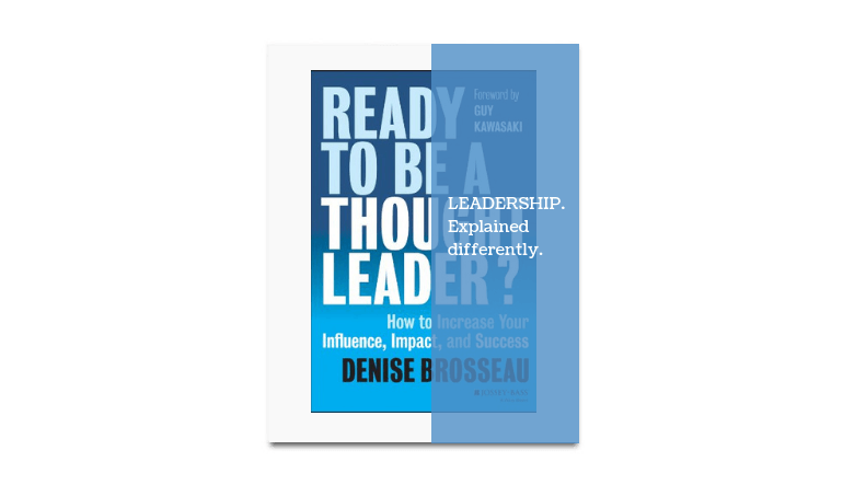 Denise Brosseau asks are you Ready to Be a Thought Leader