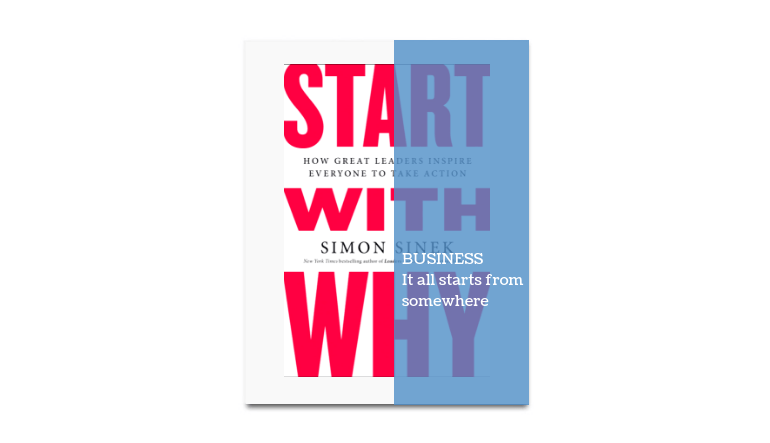 Simon Sinek on why you should Start With Why [Book Review book summary]