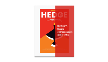 Nicolas Colin Hedge A Greater Safety Net for the Entrepreneurial Age