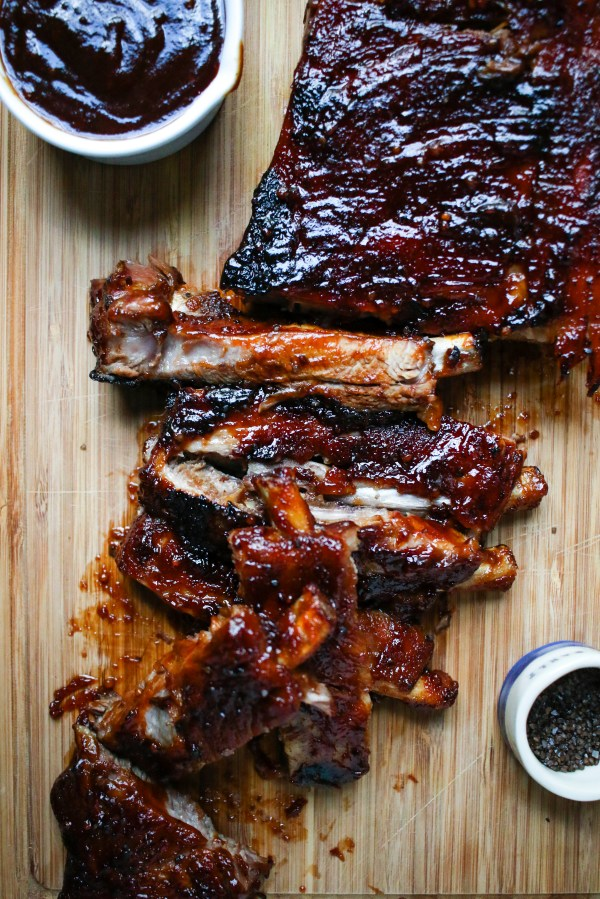 Pomegranate Molasses Bbq Ribs - Eat Oysters