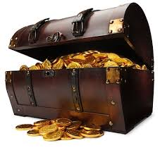 Treasure!  Arrr...