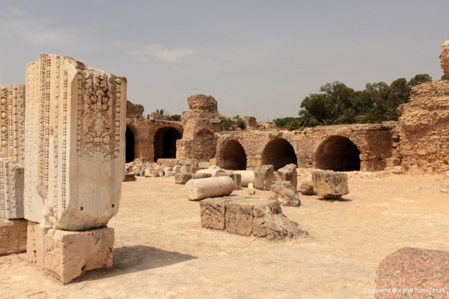 Travel Expectations - Ruins or Carthage