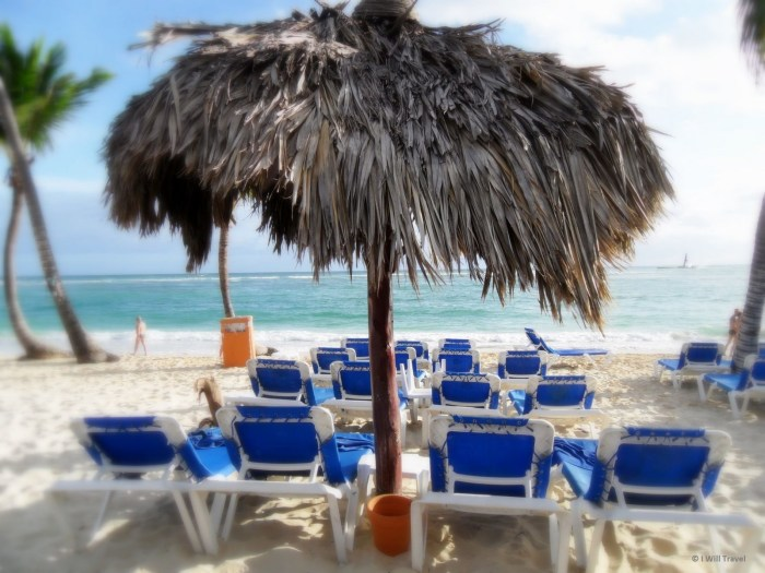 Here's the reason why I envy europeans:  They can take more vacation time than I do to enjoy places such as the Dominican Republic.