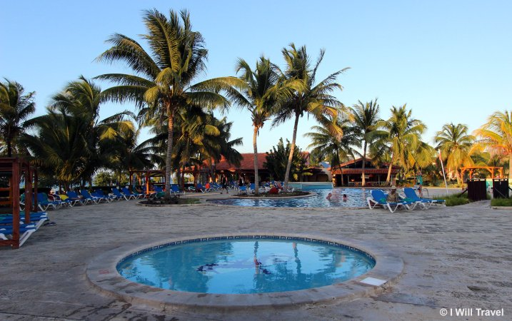 Club Amigo Atlantico Swimming Pool