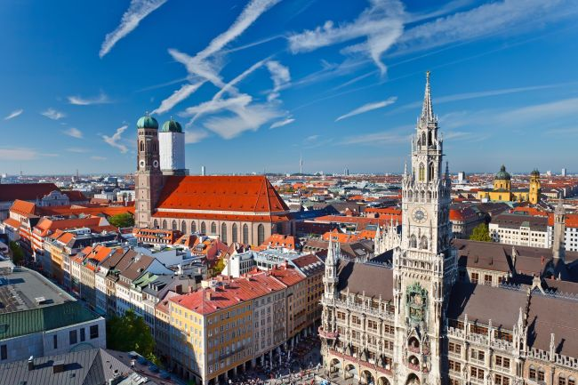 Accommodations in Munich