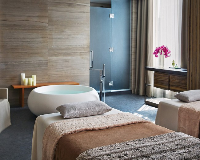 Review: Spa, Four Seasons Toronto