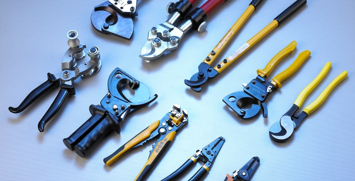 WIRE STRIPPERS & iCRIMP CUTTERS