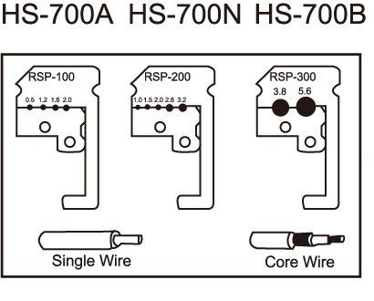 HS-700B