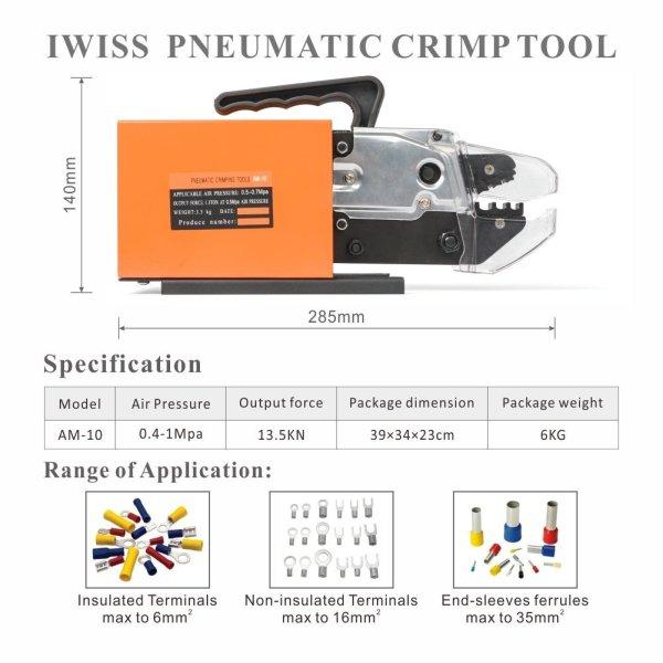 AM-10-Pneumatic-Crimping-Tool