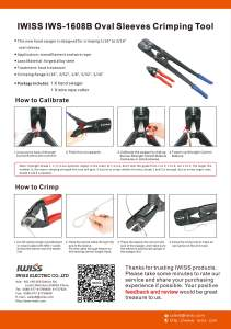 IWISS-IWS-1608B-Instruction