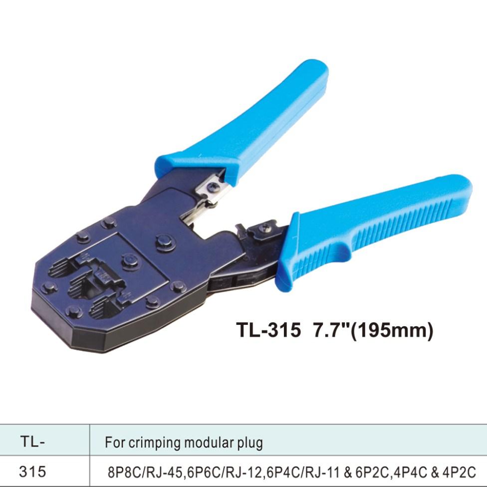 IWISS-Tools-Network-Crimper-TL-315-7.7inch-195mm
