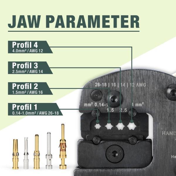IWS-0540HX jaw details