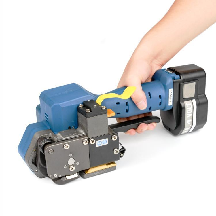 K323 Pp Pet Sealless Battery Operated Strapping Tools