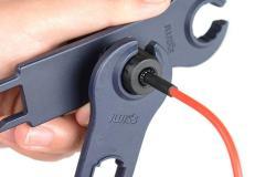 SharkBite 23251 1/2 pulgada, herramienta para engarzar PEX de 3/4 pulgadas