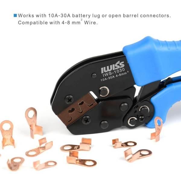 IWS-1030(10A-30A) application