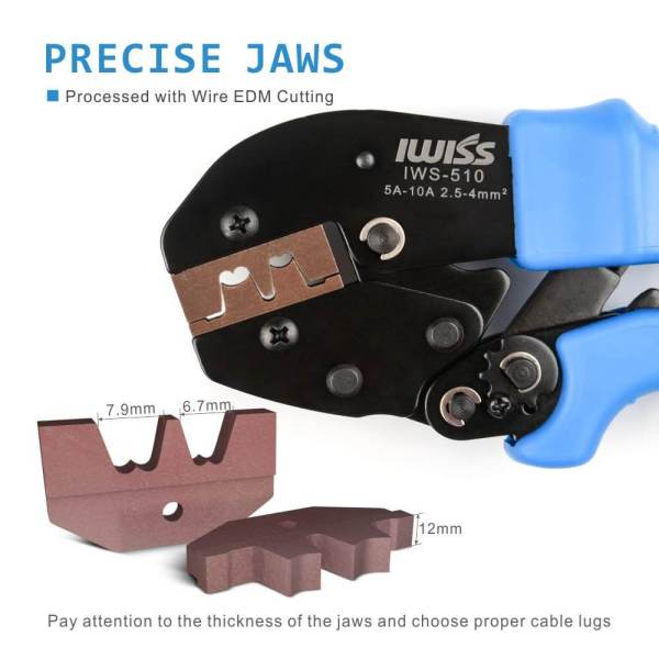 IWS-510 precise jaws
