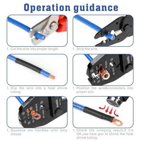 IWS-5100A operation guidance
