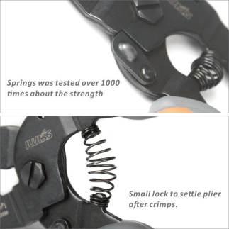 Mini Open Barrel Crimping tool IWS-2820M AWG28-20 8