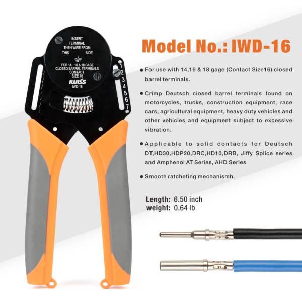 iwd-16 crimper