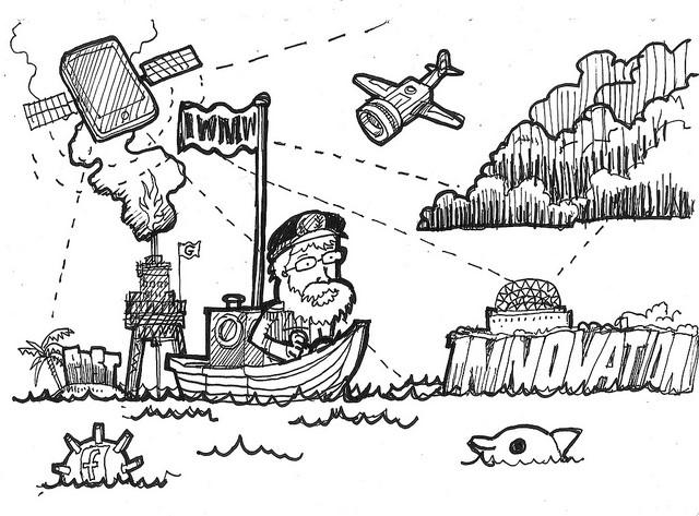 Kevin Mears Sketchnote
