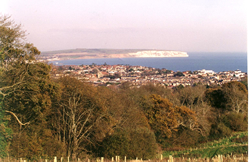 view over Shanklin © CL