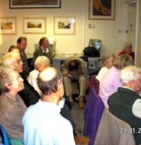 Botany meeting at the society HQ (c) GT
