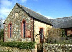 Shorwell Methodist Chapel © RP