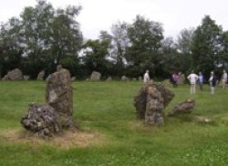 Exploring the Rollright Stones ©