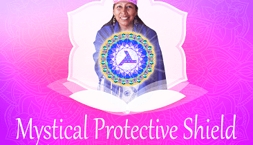 Mystical Protective Shield: Clearing, Protection, and Victory Dance Mantras