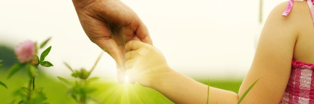 A Child's Healing Touch