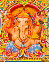 Lord Ganesha remover of obstacles Ganesha