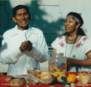 Chamanes de Paz Don Jacinto Tzab Chac y Madre Paz Geeta Canción Sagrada