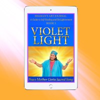 Violet Light iPad