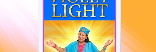 In the News: Peace Mother Geeta Sacred Song Publishes Violet Light