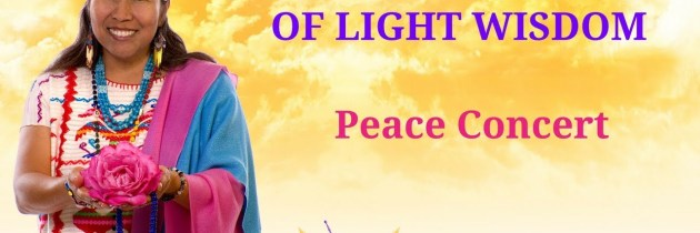 Peace Concert with Peace Mother Geeta Sacred Song