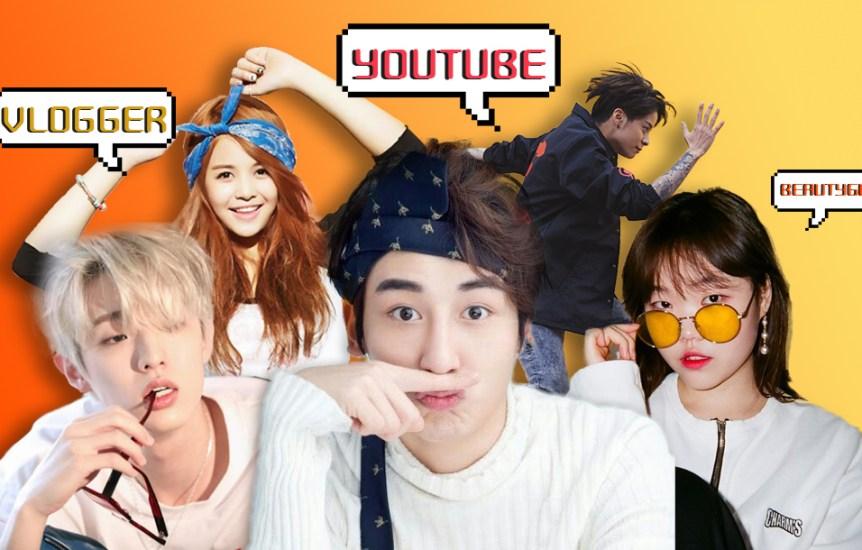 Van Kpop idool naar YouTube ster