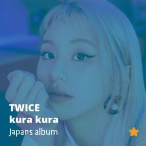 Kura Kura, Twice, Once, YG, Kpopfan, Kpop, Nederland, Rotterdam, hallyu, south, korea, zuid, albums, muziek, music, benelux, cheap, Belgie, Koreaans