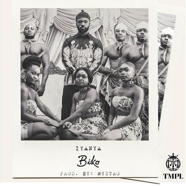 Iyanya – Biko (Prod. By Mystro)