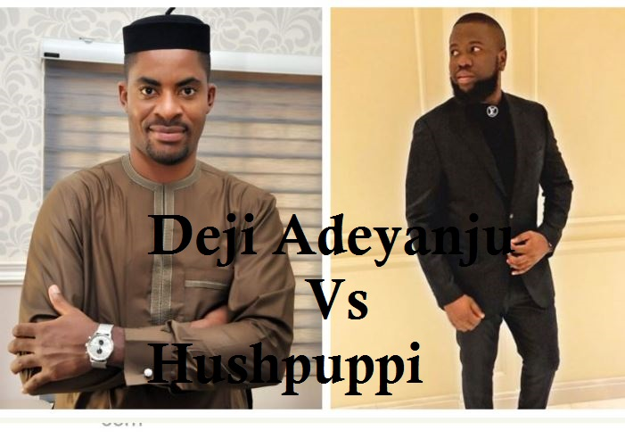 Hushpuppi Reveals His Source Of Income To Deji Adeyanju, Accepts His EFCC Debate
