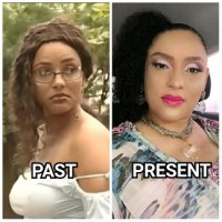 Video: Remember These 8 Nollywood's Former Fine Girls? See How They Look Now